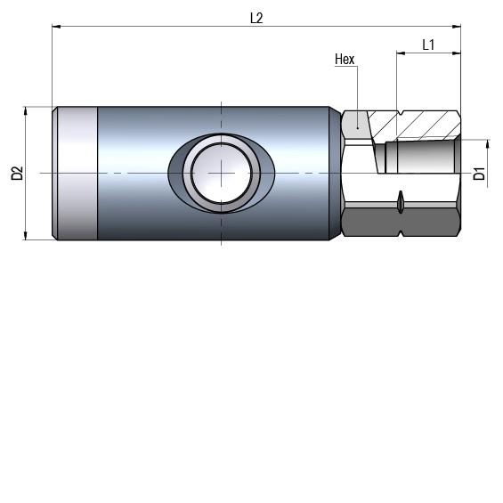 PU42-120012 SWIVEL