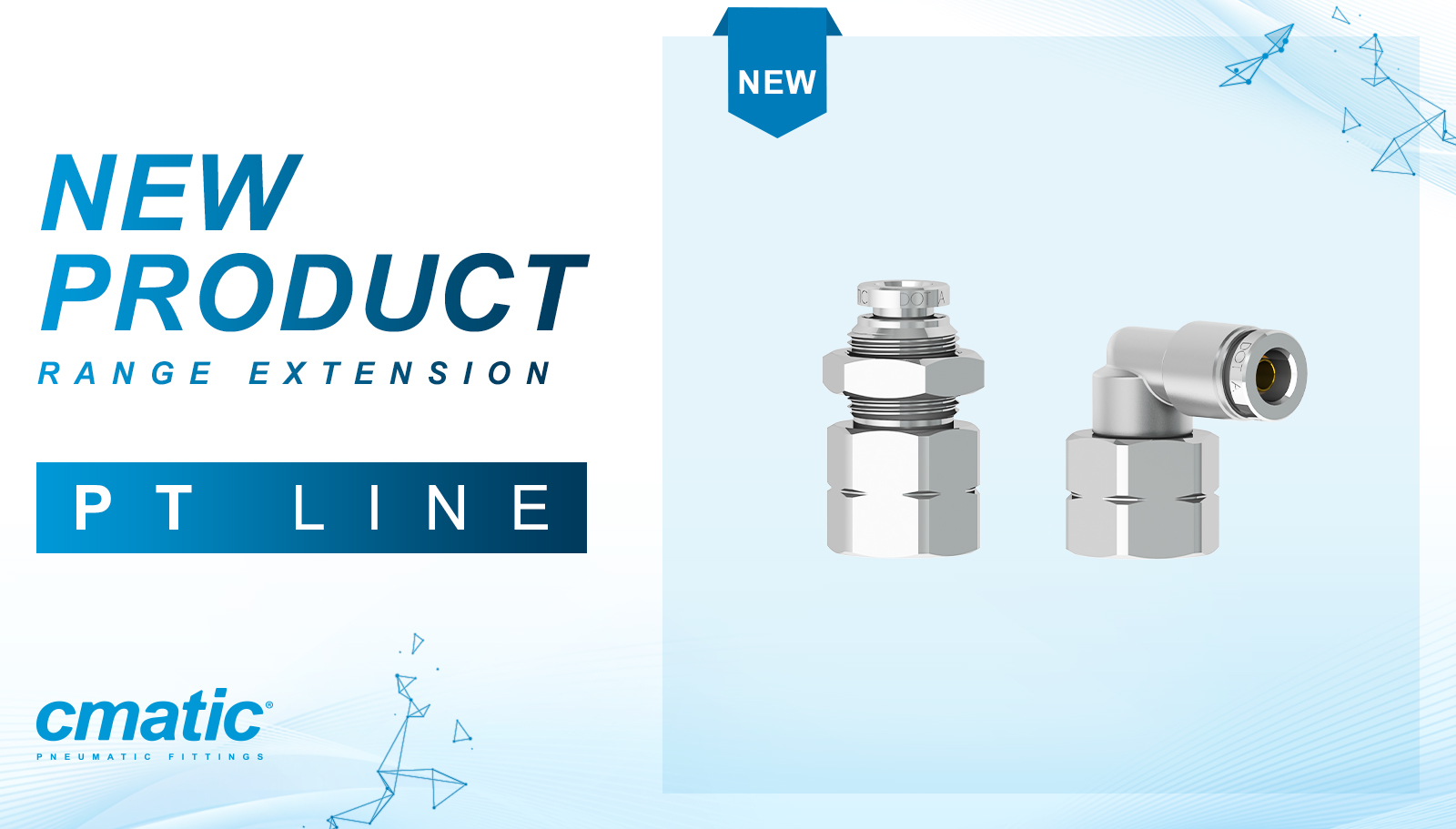 PT Line: new products and sizes are now available