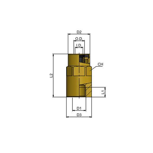 MT13 06 M10x1