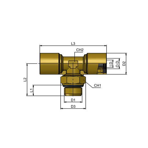 MT21 12 M14x1,5